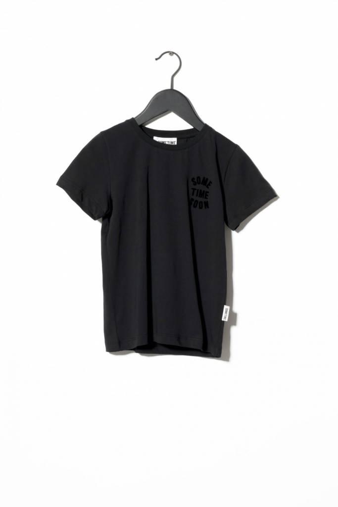 SOMEDAY SOON Revolution T-shirt Black