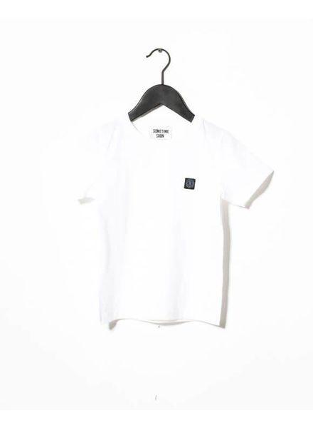 SOMEDAY SOON Miller T-shirt White
