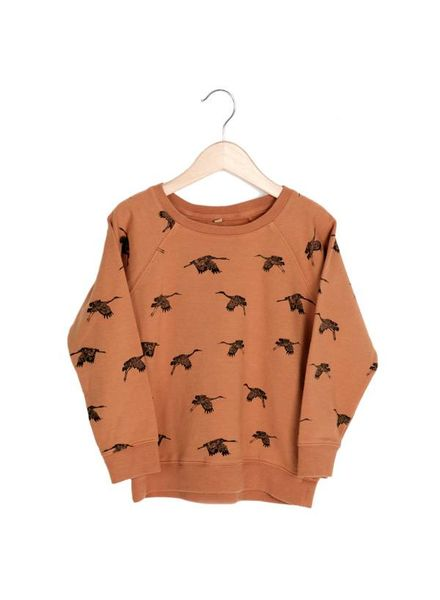 Lötie kids Birds flame sweater