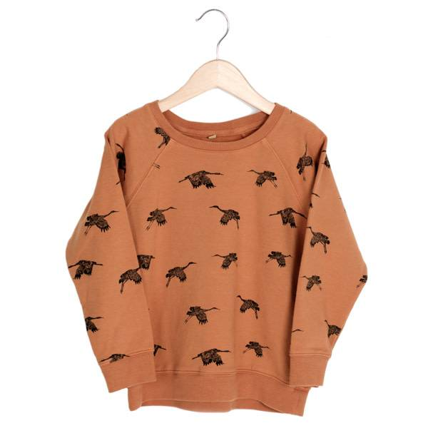 Lötie kids Birds flame sweater
