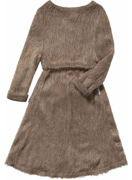 Maed for mini Hairy Hyena Dress Long