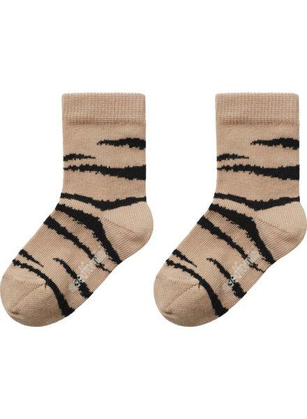 Maed for mini Basic socks tiger