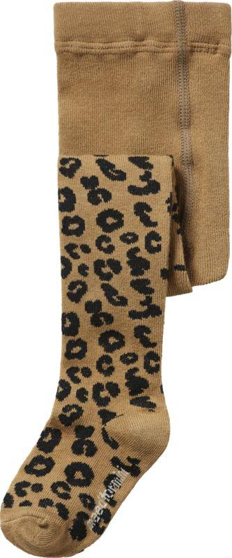 Maed for mini brown leopard tight