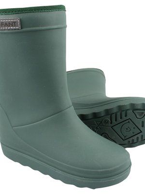 Enfant Thermo boot donkergroen