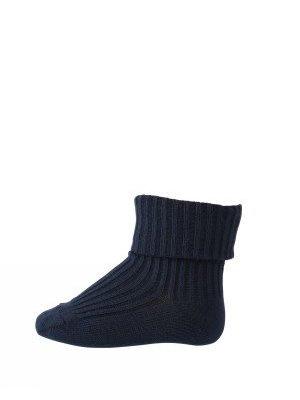 Zwart sokje 533 zwart