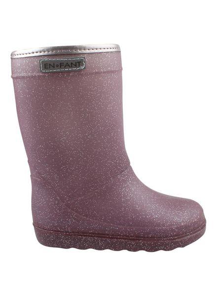 Enfant Thermo boot metallic purple