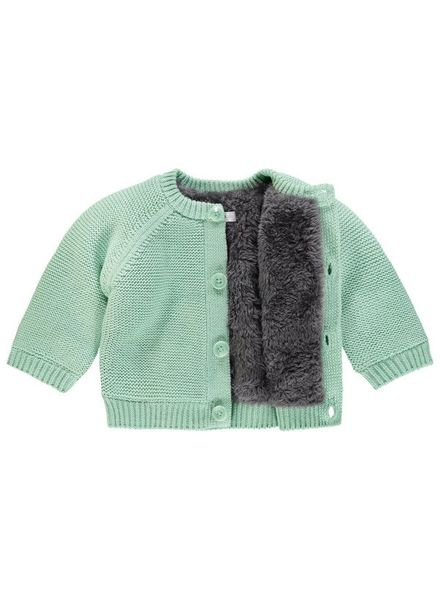 noppies Cardigan knit 67401 mint
