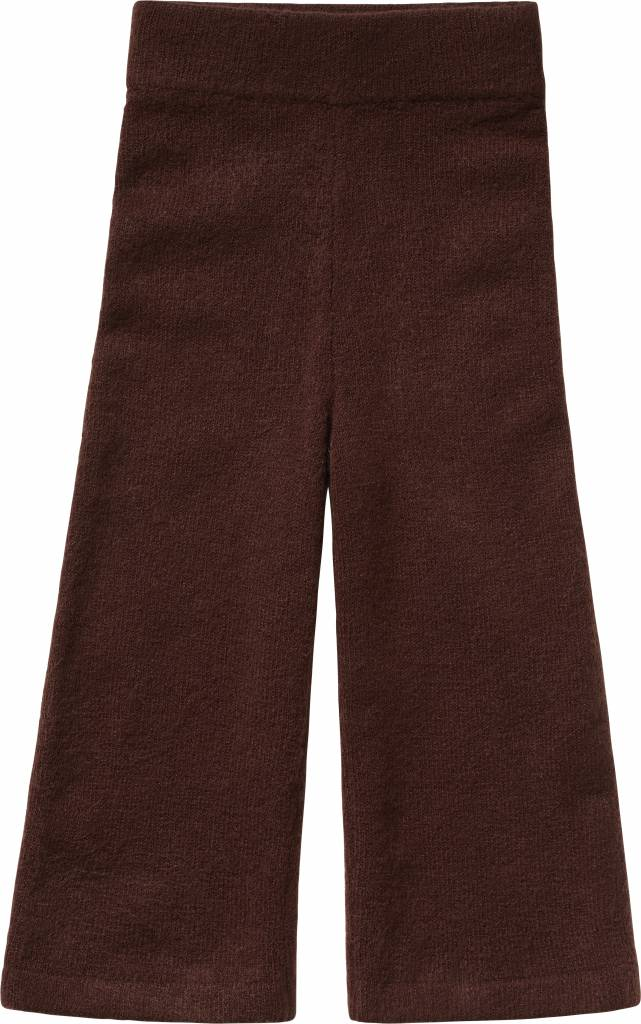 Maed for mini Decadent dachsund knit pants