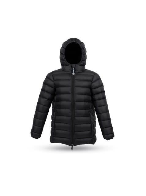 fluff Jacket  black