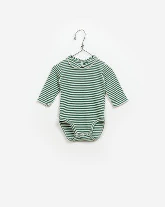 Play Up Romper Striped
