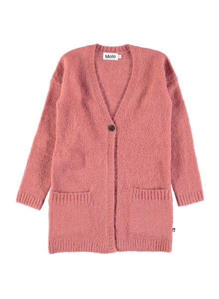 Molo Gemma vest blush