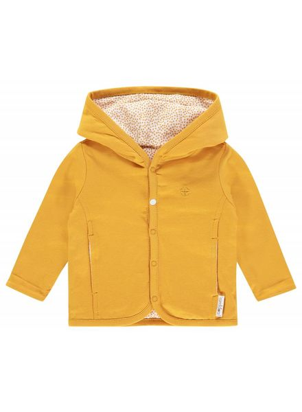 noppies Reversible cardigan honey yellow 67389