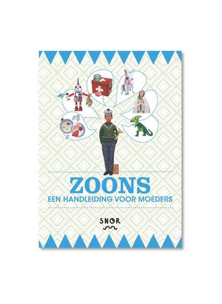 SNOR Boek Zoons - een handleiding voor moeders
