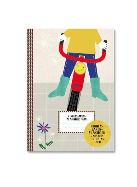 SNOR Boek Kinderjarenplakboek