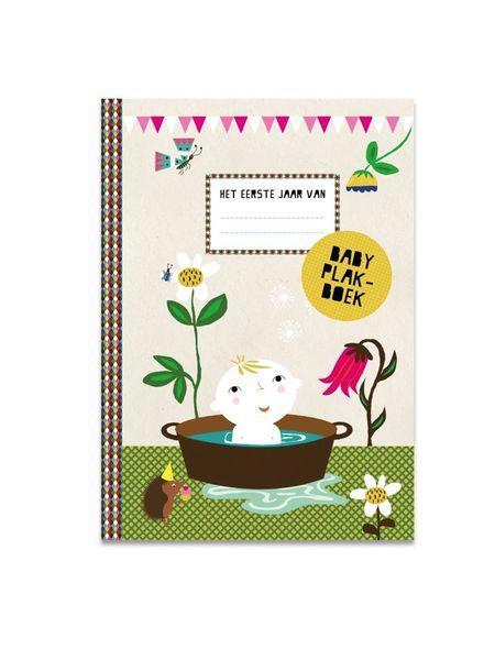 SNOR Boek Babyplakboek