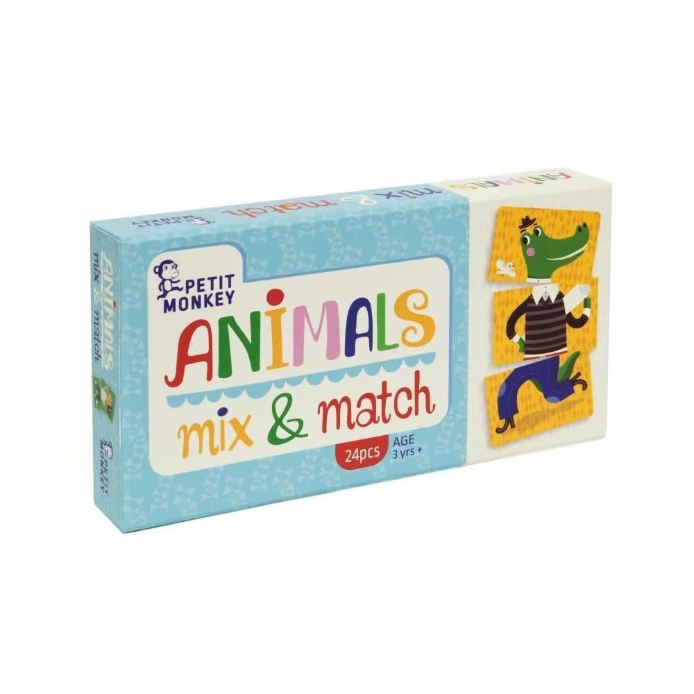 Petit Monkey Dieren mix & match