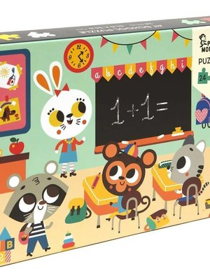 At school puzzle 24 pcs