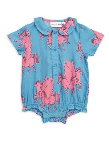 Mini rodini Pegasus woven body