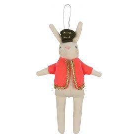 Merimeri Rabbit soldier tree decoration