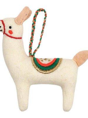 Merimeri Llama Ornament
