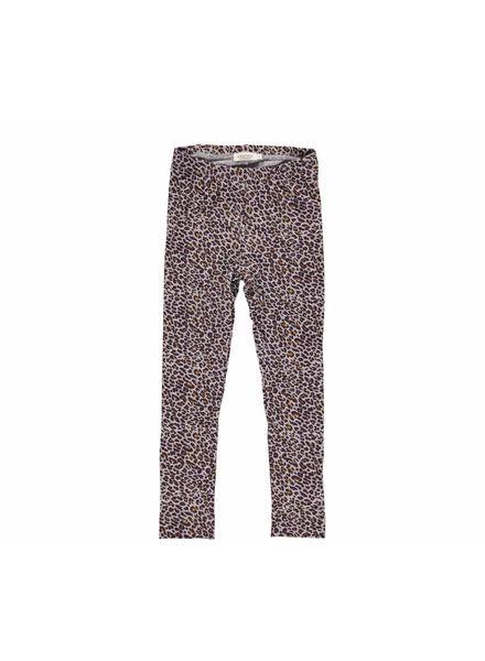 MarMAr CPH Leopard legging dark plum