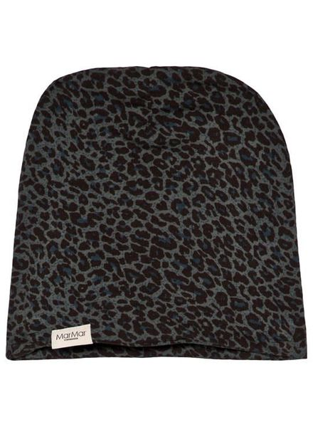 MarMAr CPH Leopard forrest beanie