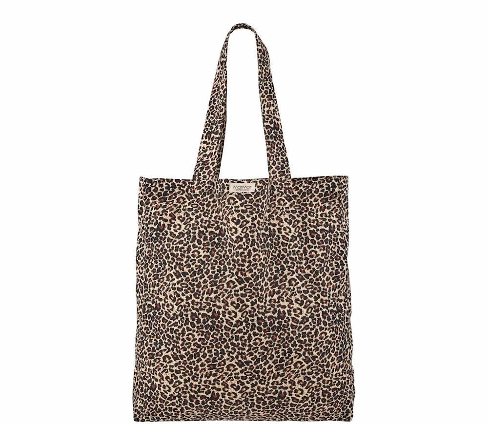 MarMAr CPH Shopper leopard