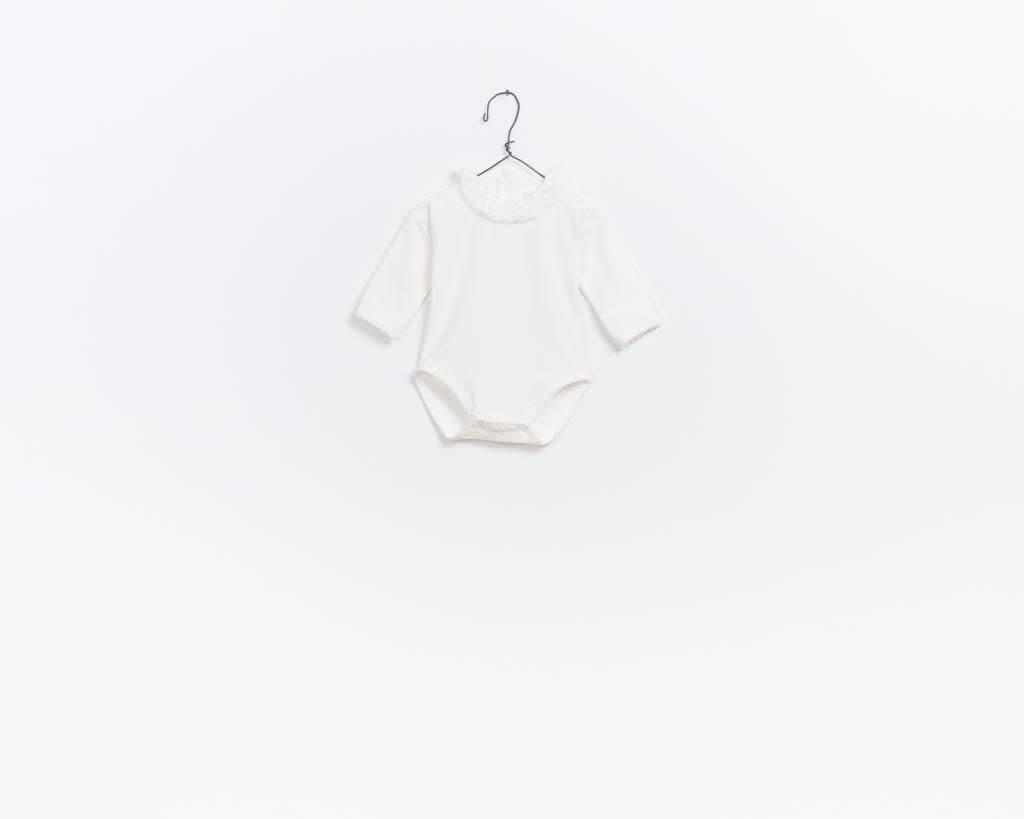 Play Up Lycra Jersey Bodysuit natural plaster