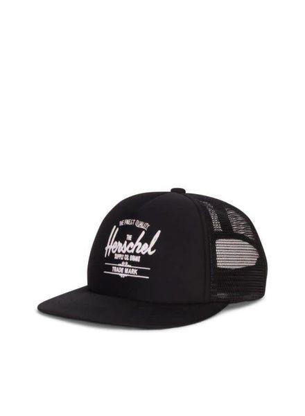 Herschel Sprout Whaler mesh baby/peuter black