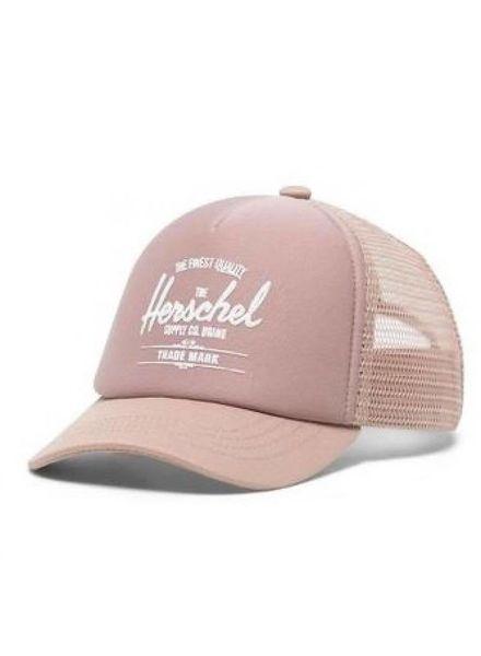 Herschel Sprout Whaler mesh baby/peuter ash rose