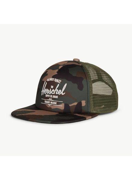 Herschel Pet Whaler camouflage kind