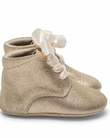 Mockies Boots gold limited