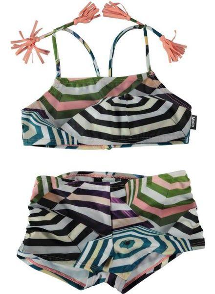 Molo Nadetta bikini multi parasol