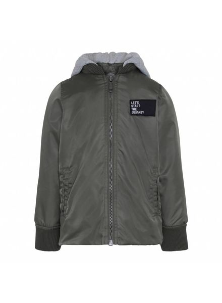 Molo Howell jacket evergreen