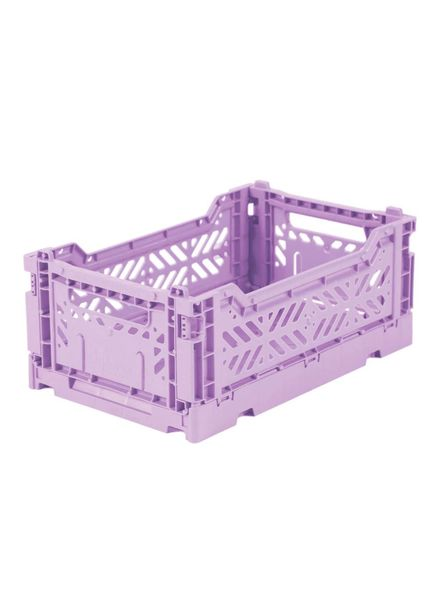 Aykasa Folding Crate Mini orchid