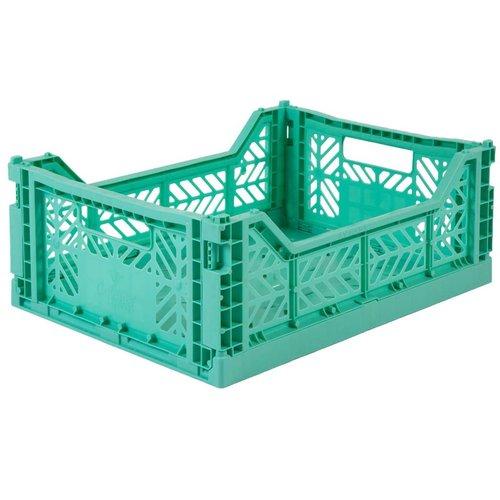 Aykasa Folding Crate Midi mint