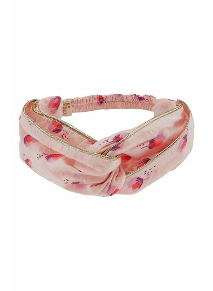 Soft Gallery Wrap Hairband Pale Dogwood
