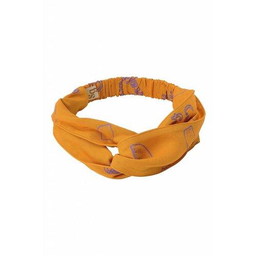 Soft Gallery Wrap Hairband Sunflower Lemon