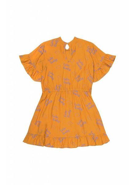 Soft Gallery Dory Dress sunflower