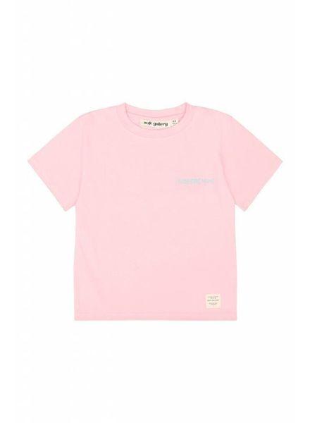 Soft Gallery Asger T-shirt parfait pink