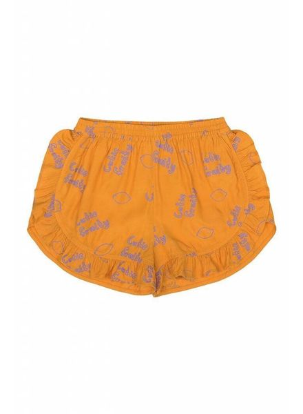 Soft Gallery Dusty Shorts, Sunflower