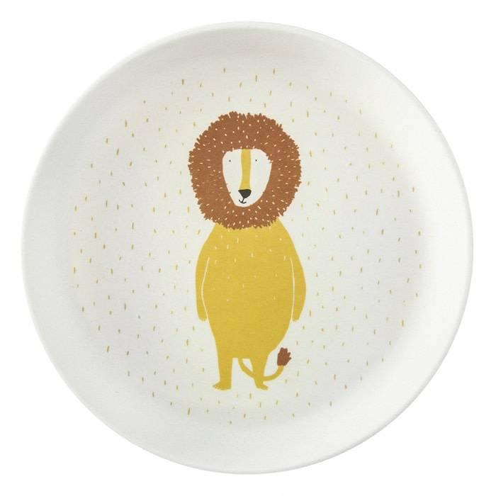 Trixie Plate mr. lion