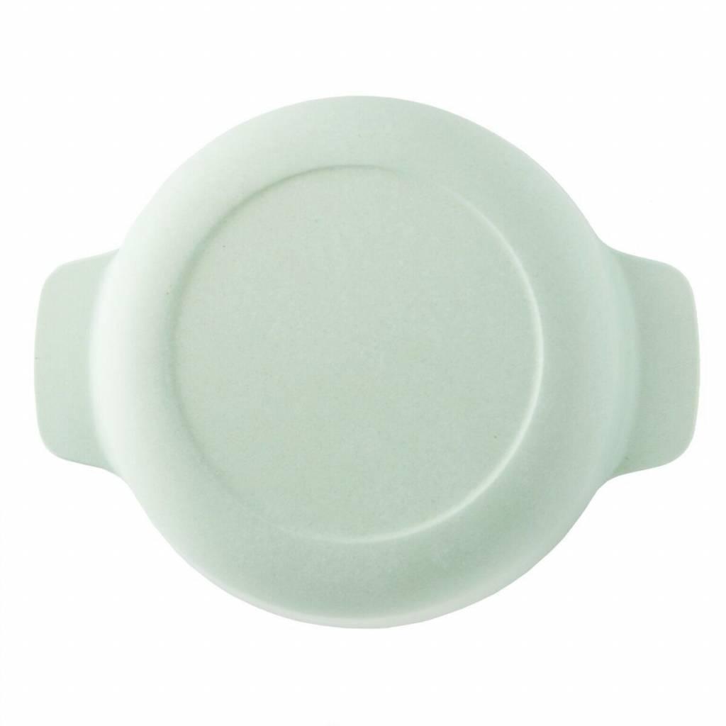 Trixie Bowl with handles Mr. Polar Bear