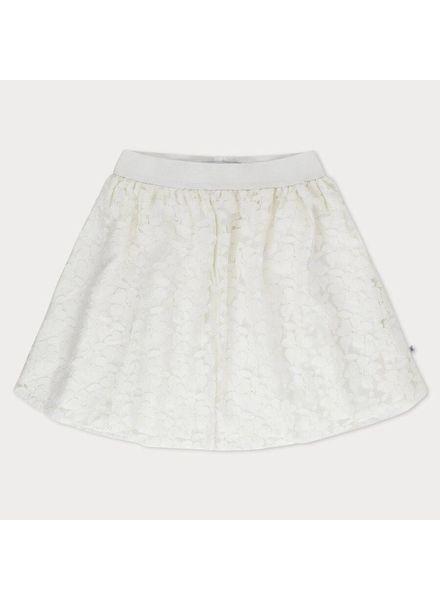 repose Midi lace skirt spring breeze flower