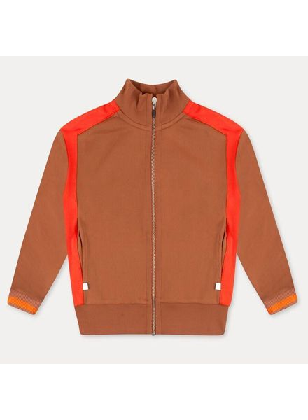 repose Track jacket caramel