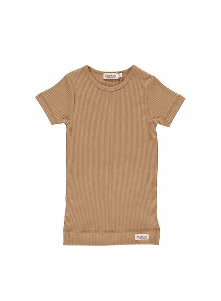 MarMAr CPH Modal tshirt caramel
