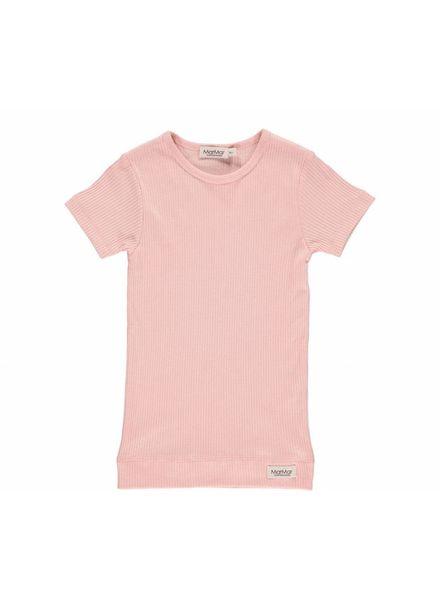 MarMAr CPH Modal tshirt coral rose