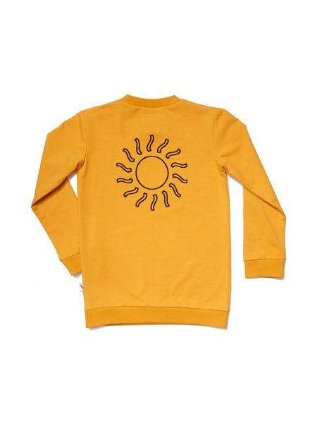 CarlijnQ Big sun sweater embroidery