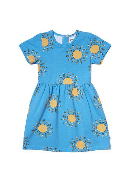 CarlijnQ Big sun dress short sleeve