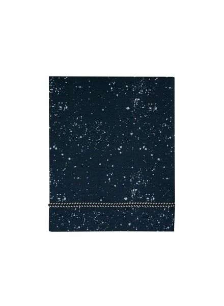 Mies & co Toddler bed sheet Galaxy parisian night (110x140cm) // ledikant